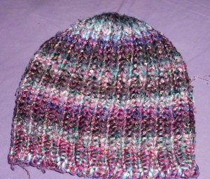 Crochet Cap multicolored