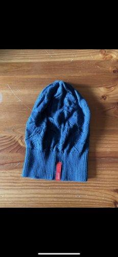 Esprit Cappello in tessuto blu neon-blu