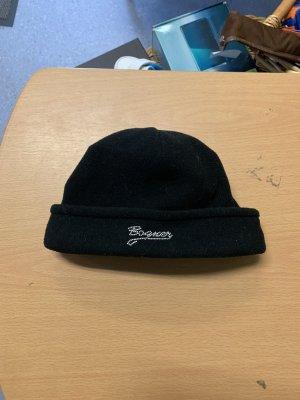 Bogner Cappello in tessuto nero