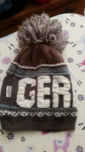 Robin Ruth Bobble Hat multicolored