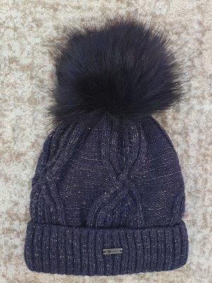 Sonstiges Chapeau en tricot multicolore