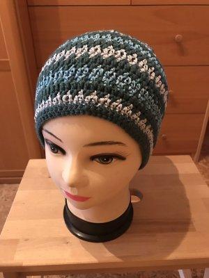 Unikat Cappello all'uncinetto multicolore