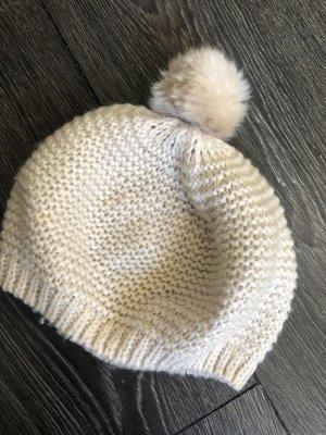 H&M Cappello a maglia multicolore Tessuto misto