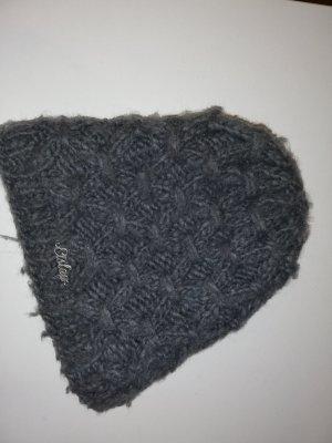 Mütze Haube eisley grau Winter