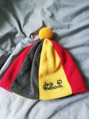 Jack Wolfskin Chapeau en tissu multicolore