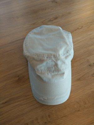 Mütze Kappe Käppi blau weiß C&A