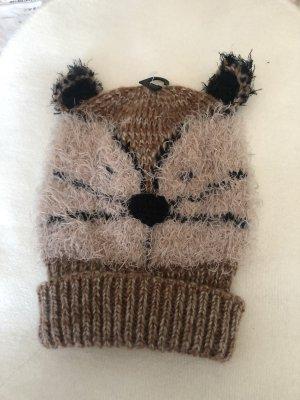 Mütze Katzenoptik