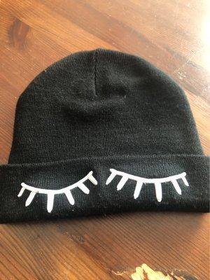 Mütze mit Augen
