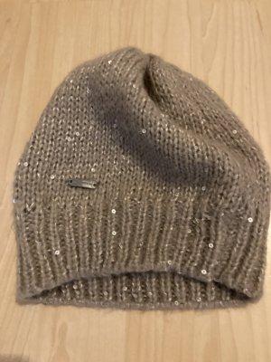 tt milano Cappello all'uncinetto argento
