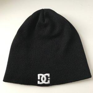 DC Shoes Chapeau en tricot noir-blanc