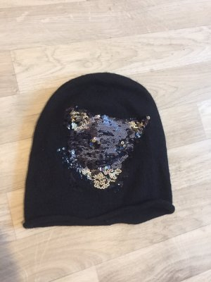 Mütze mit Pailletten