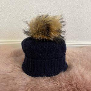 Mütze mit Pompon von Hugenberg