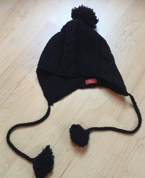 Mütze mit Quasten