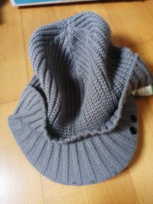 Mütze mit Schild/Haube