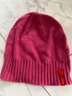 Esprit Fabric Hat pink