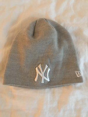 Mütze New York Yankees grau