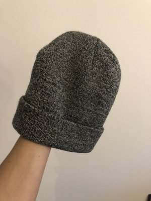 Pieces Fabric Hat grey