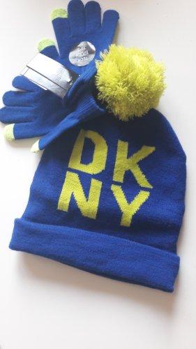 mütze plus handschuhe von DKNY