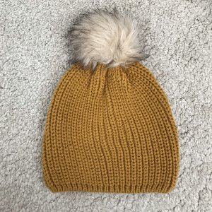 Primark Sombrero de punto multicolor