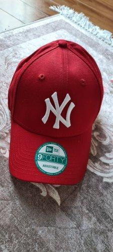 Mütze rot New Era
