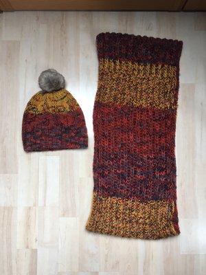 Mütze-Schal Set