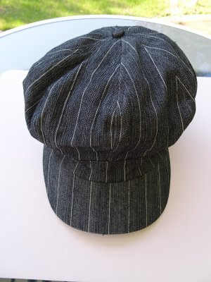 Esprit Baker's Boy Cap dark grey