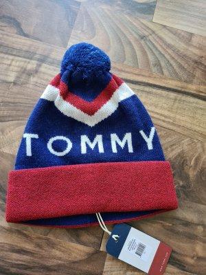 Tommy Hilfiger Beanie red-blue