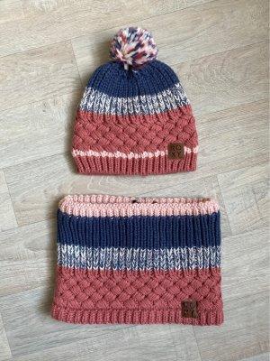 Mütze und Loop von Roxy wie neu