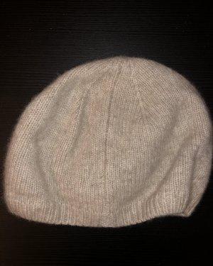 Mütze von Mango aus 100% Kaschmir