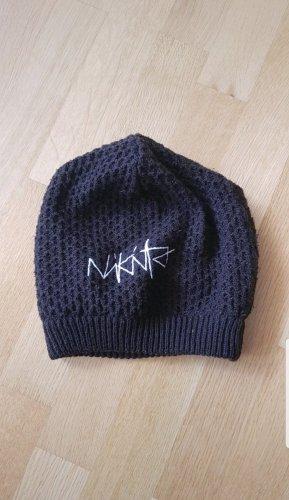 Nikita Knitted Hat dark brown