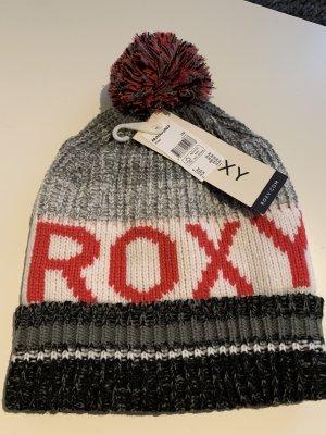 Roxy Pom-pom muts veelkleurig