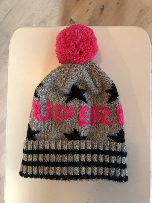 Superdry Cappello a punta multicolore