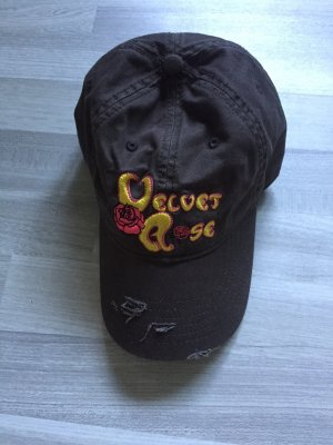 Baseball Cap brown-yellow