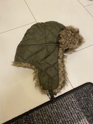 Fur Hat khaki