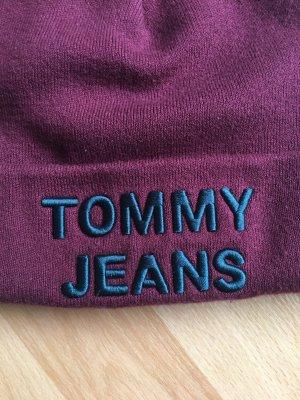 Tommy Hilfiger Cappello in tessuto multicolore