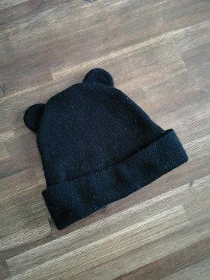 Zara Fabric Hat black