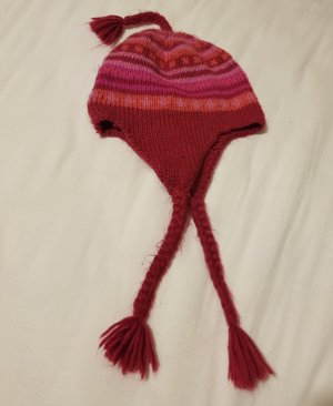 Orsay Chapeau en tricot multicolore