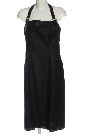 Mugler Halter Dress black casual look