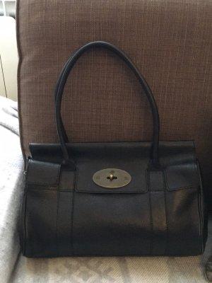 Mulberry Handbag black-gold-colored