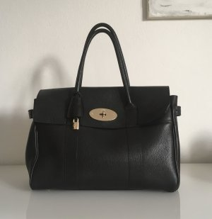 Mulberry Shopper black leather