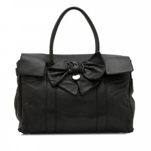 Mulberry Bayswater Bow Handbag