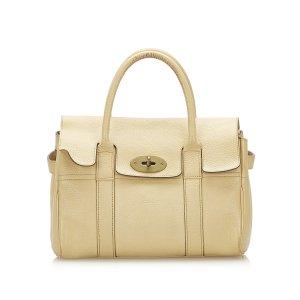 Mulberry Bayswater Leather Handbag