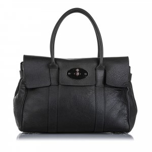 Mulberry Bayswater Leather Handbag