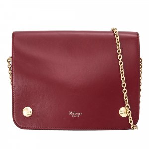 Mulberry Clifton Leather Crossbody Bag