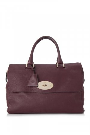Mulberry Del Rey Leather Handbag