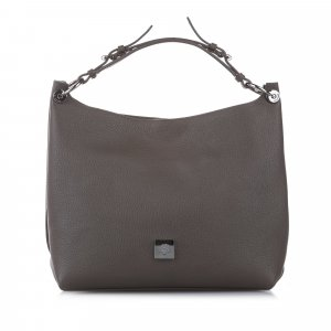 Mulberry Satchel brown leather