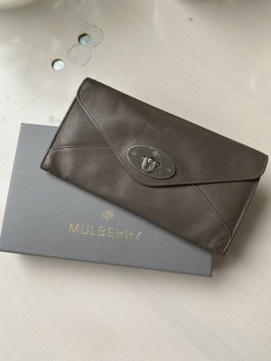 Mulberry Portefeuille multicolore cuir