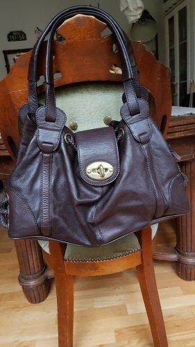 Mulberry Handtasche aus Leder, braun