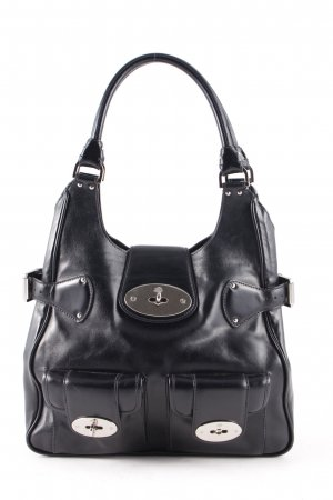 Mulberry Handbag black elegant