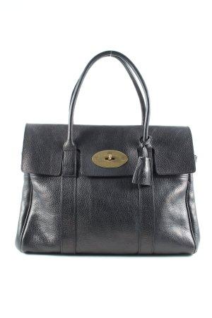 Mulberry Handtasche schwarz Elegant